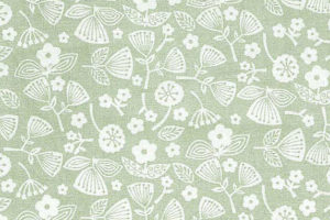Dandelion Floral Fabric