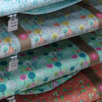 New fabric range in Hobbycraft stores NOW!!